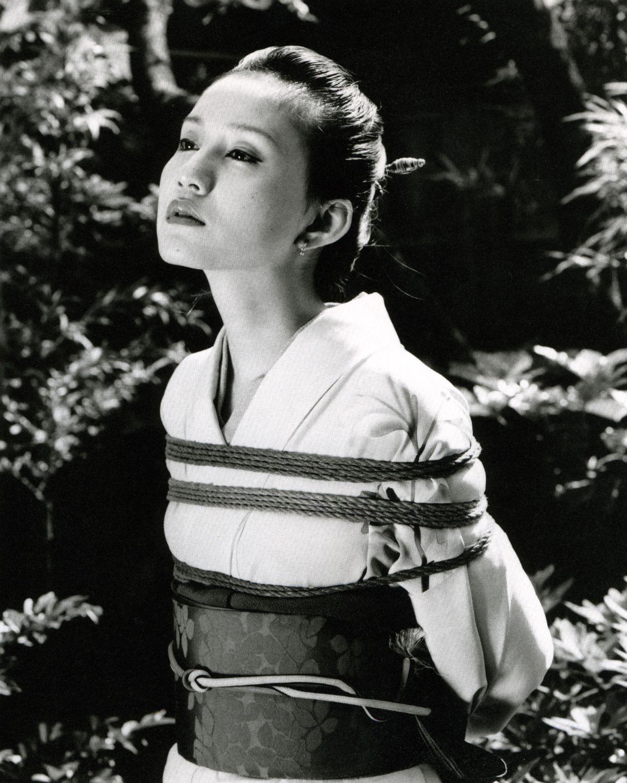 Nobuyoshi Araki, Kinbaku