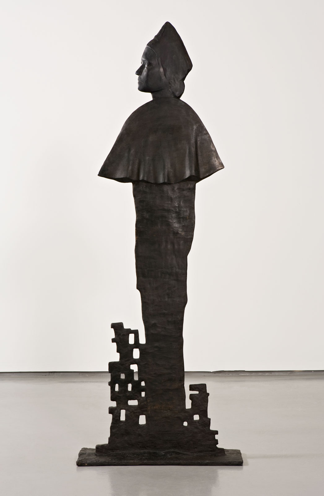 Lyra, 2007, Patinated bronze, 201.5 x 74.5 x 25 cm, ed. 3 + AP