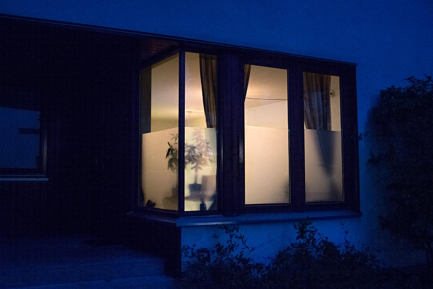 Window, Lille Bislett, 2018/2019, Archival inkjet print, 30 x 45 cm