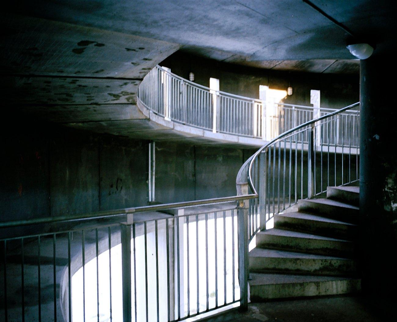 stairs I, 2009, C-print, 83 x 101 cm