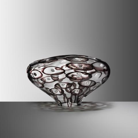 Stone XIII, 2019, Blown glass, H:20 W:37 D:27 cm