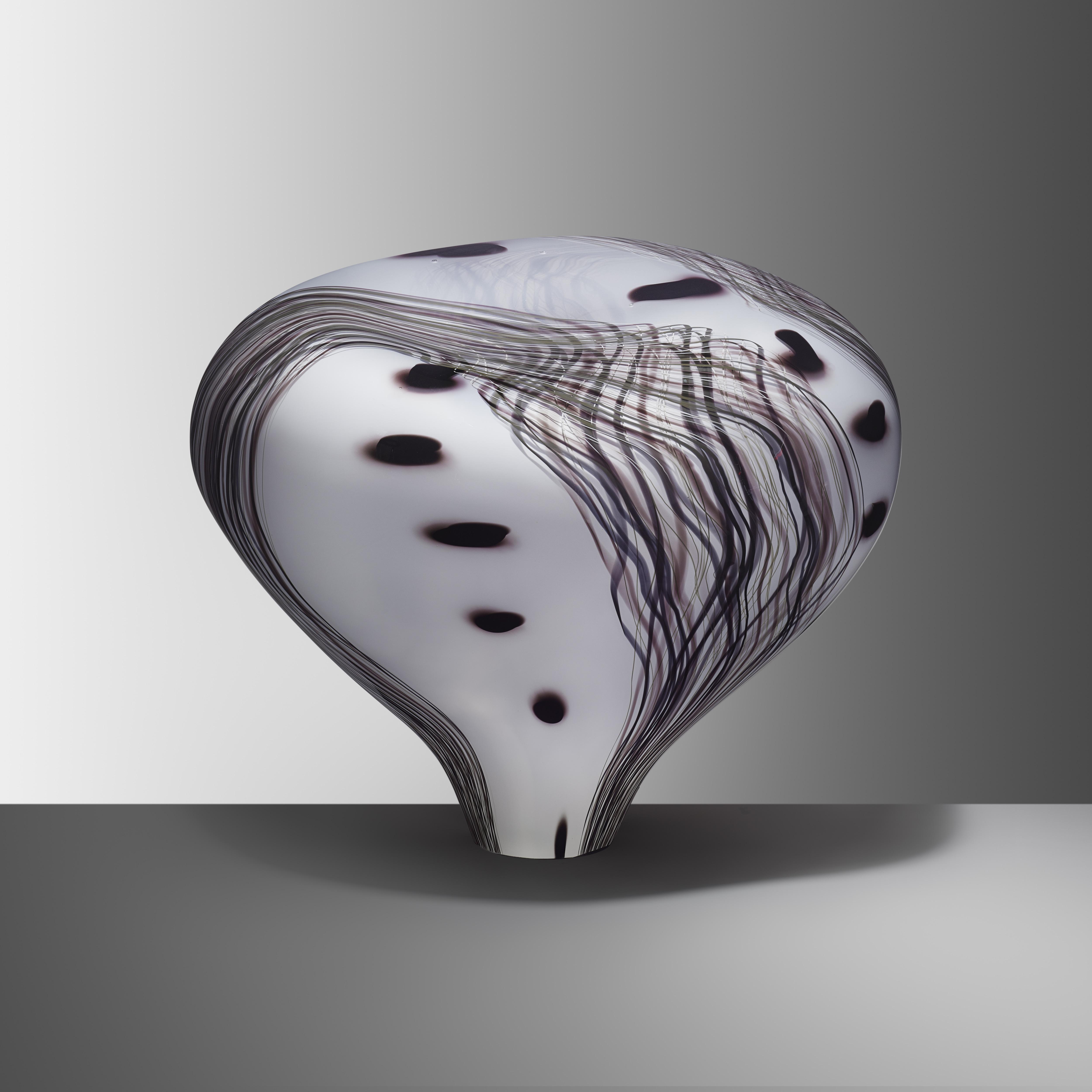 Stone XXIV, 2019, Blown glass, H:35 W:41 D:33 cm