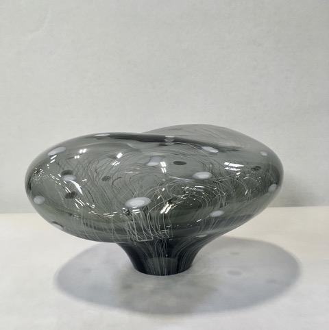 Stone XXII, 2019, Blown glass, H:20 W:33 D:25 cm
