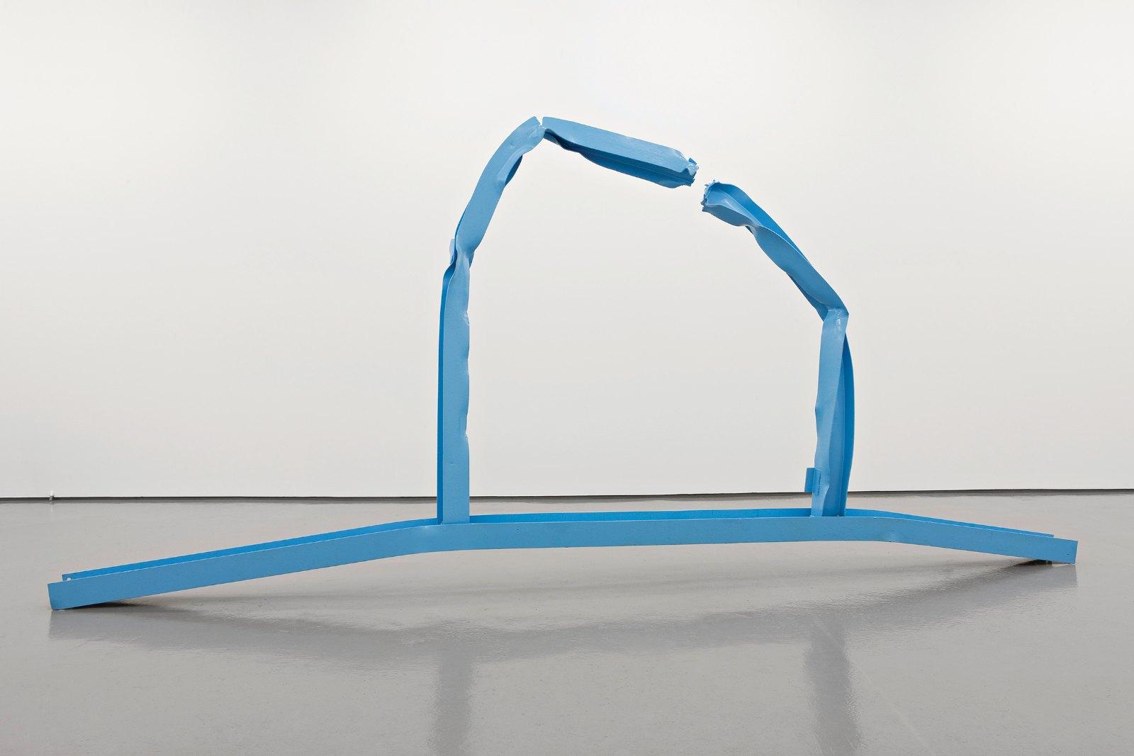 Miramichi 14, 2010, steel, 273 x 610 x 26 cm
