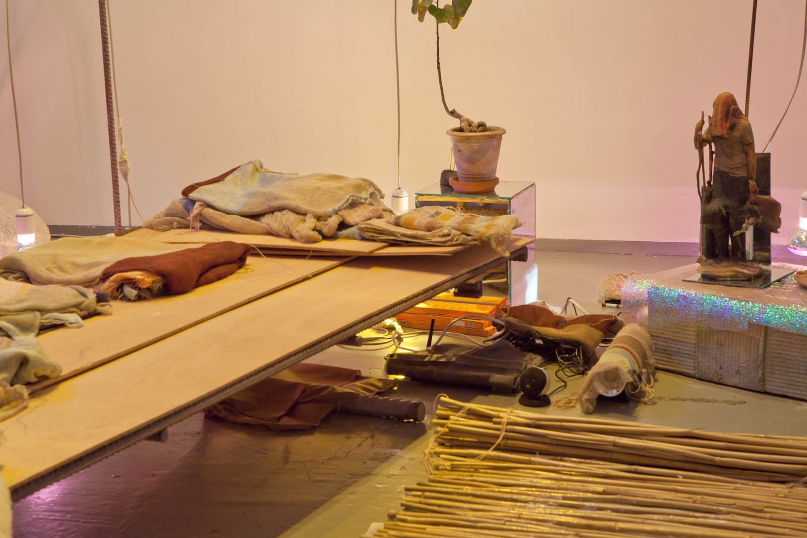 Civilization and its Discontents, 2010, detail