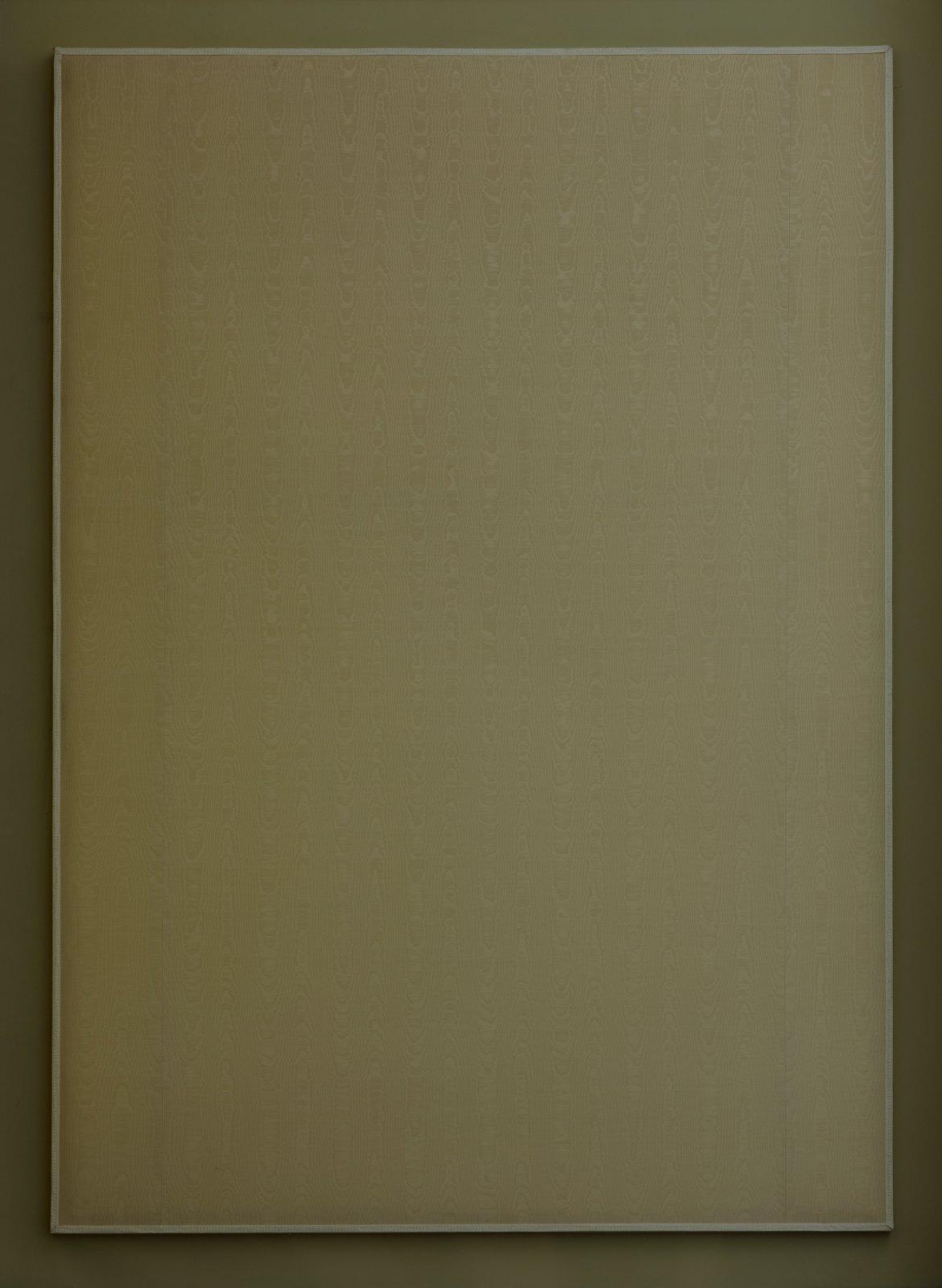 Acoustic muffler, Supreme Court, 2010, giclée print, aluminium, 167,3 x 124,3 cm