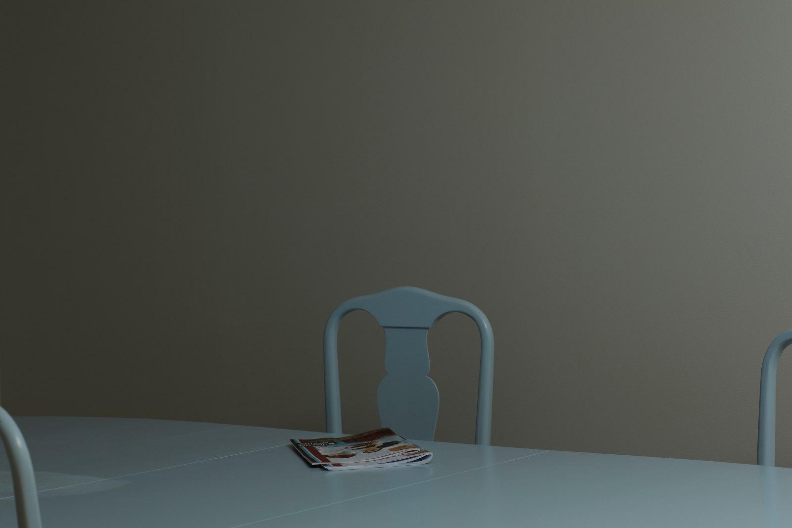 Instruction manual, 2010, giclée print, aluminium, 97,8 x 139,8 cm. Ed. 5