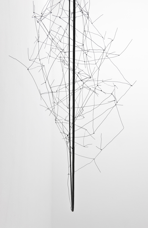 Sculpture II, 2010, detail