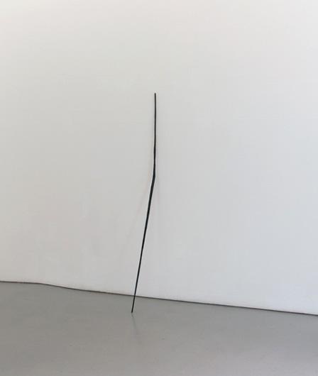 Sculpture I, bronze, H 168,5 cm