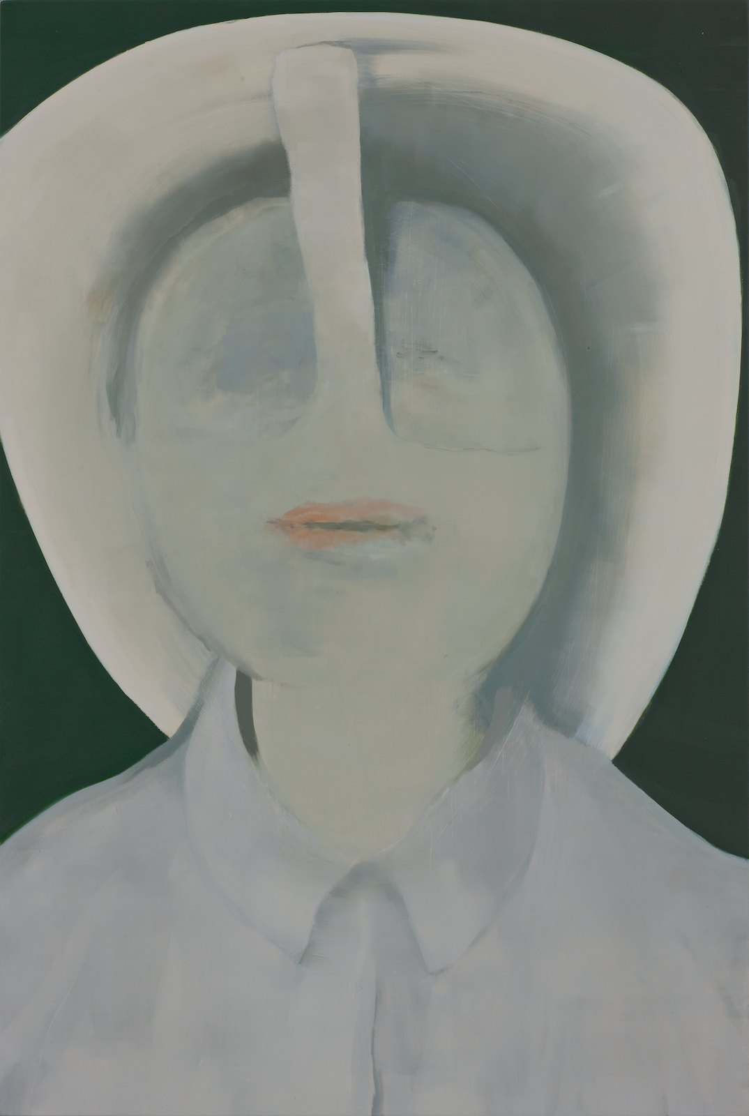 The Groan in the Fiddle 2, 2012, oil on canvas over panel, 91,5 x 61 cm
