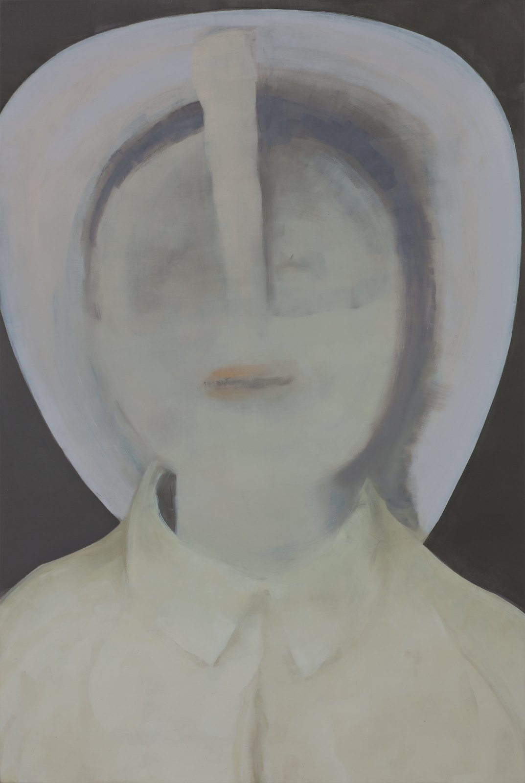 The Groan in the Fiddle 3, 2012, oil on polyester canvas over panel, 91,5 x 61 cm