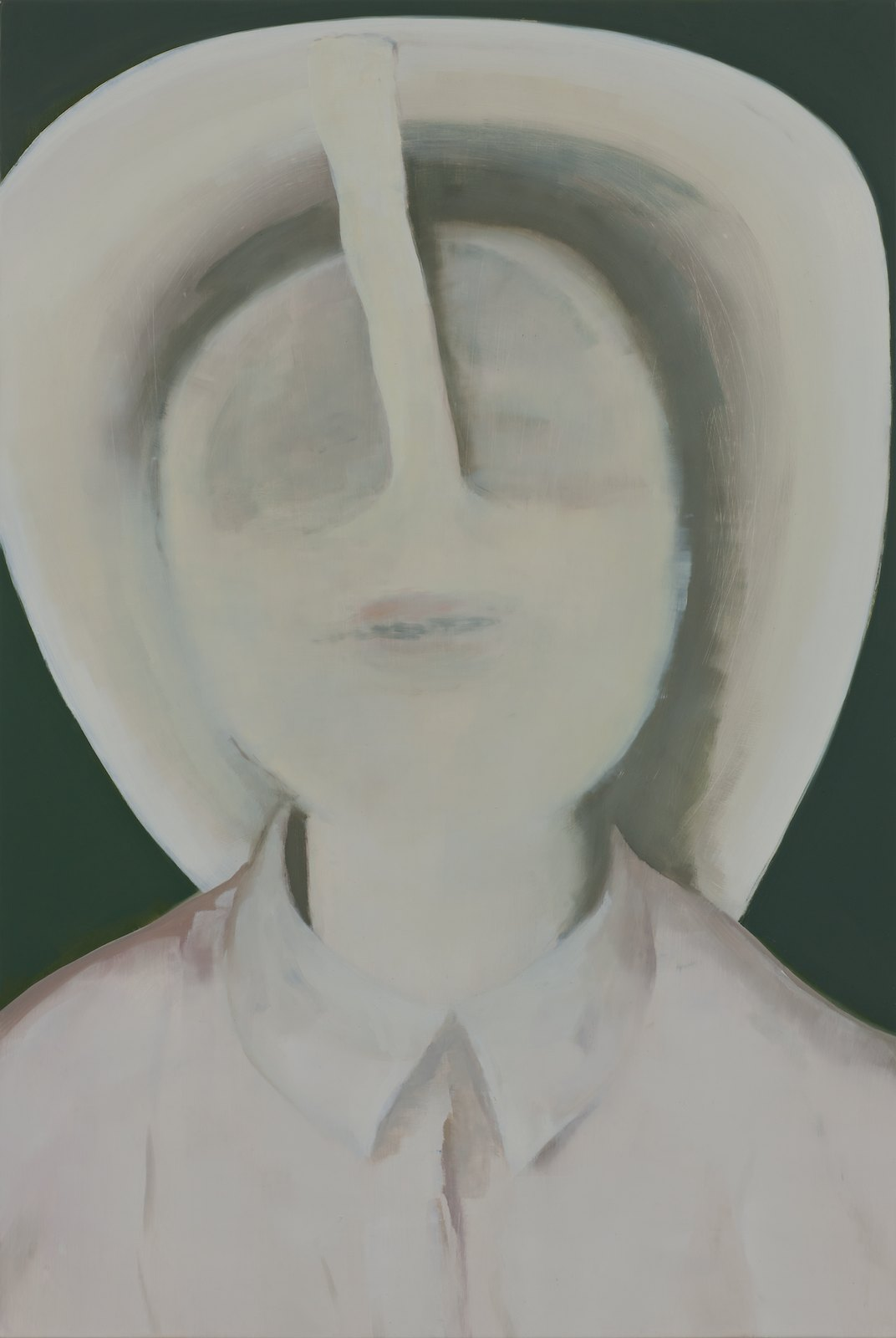 The Groan in the Fiddle 4, 2012, oil on canvas over panel, 91,5 x 61 cm