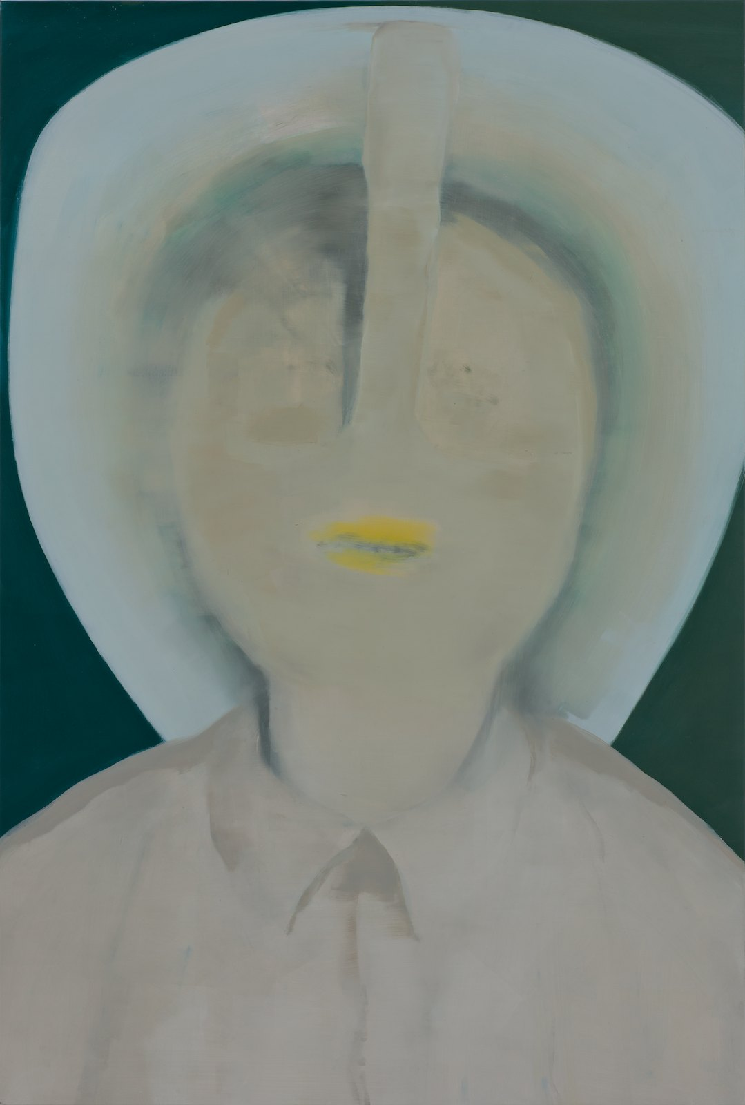 The Groan in the Fiddle 7, 2012, oil on canvas over panel, 91,5 x 61 cm