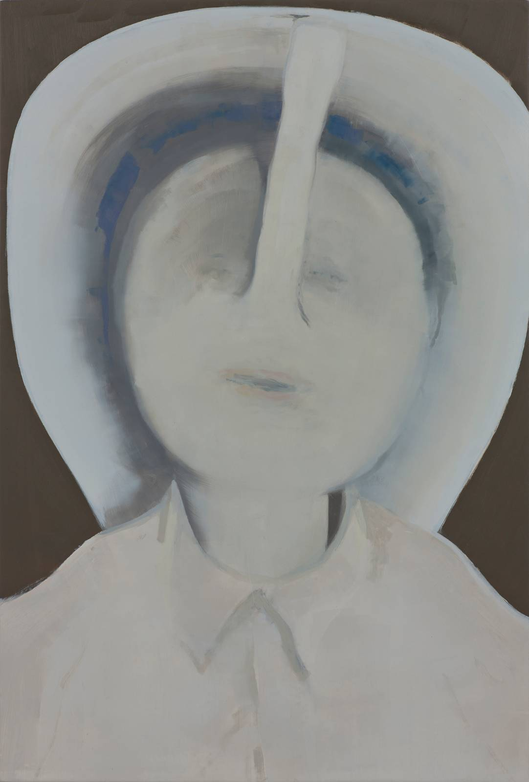 The Groan in the Fiddle 8, 2012, oil on canvas over panel, 91,5 x 61 cm