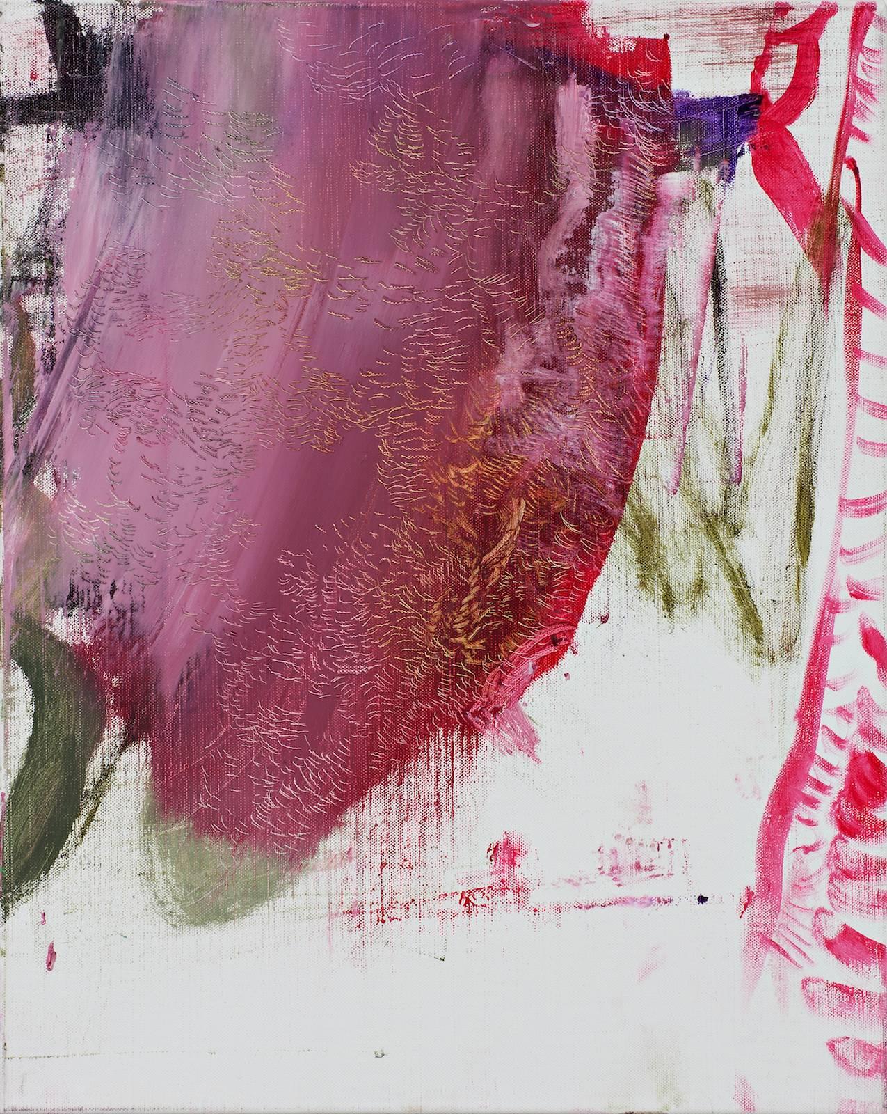Savant / Grenadine Paintings, 2009/2011, oil on canvas, 52 x 42 cm