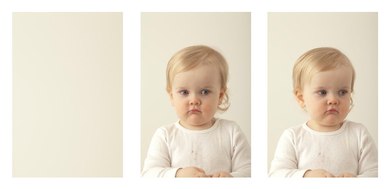 Nina (infant), 2013, Gicleé print, 50 x 33,2 cm, Ed. 5