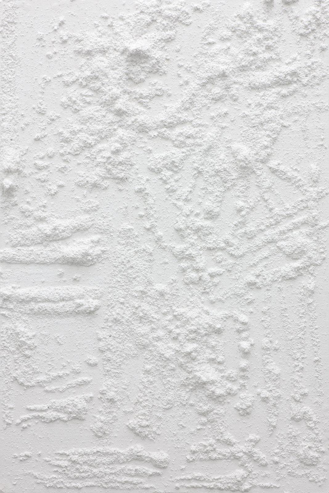 Untitled, 2013, plaster, 150 x 100 x 11 cm