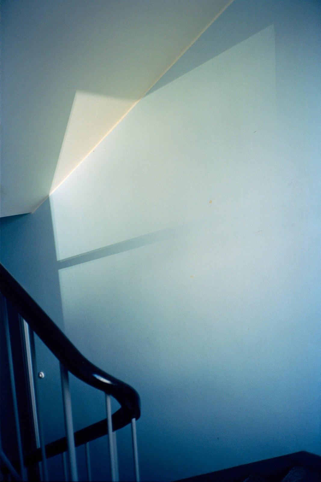 Eline Mugaas, Blue hallway I, 2014, C-print, 60 x 40 cm, Ed. 5