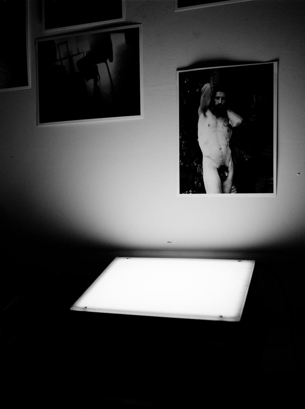 Sudio muse, 2014, giclée print, 149 x 111 cm, ed. 5