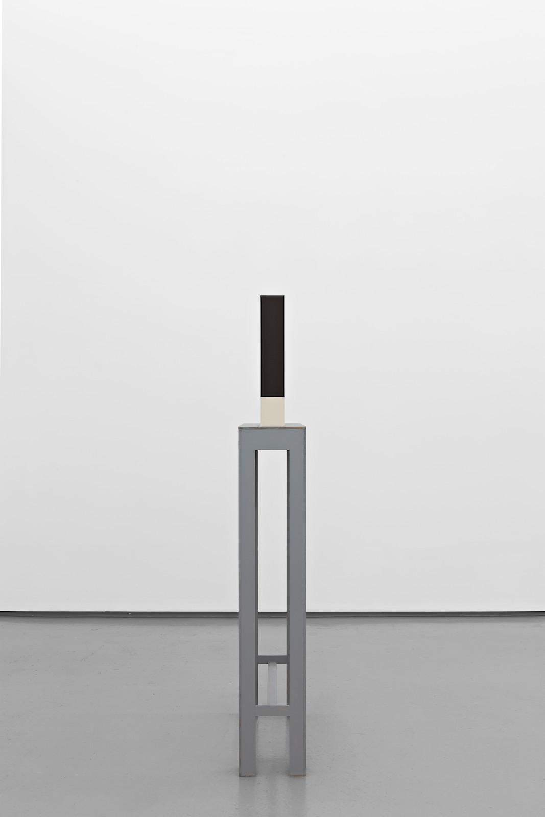 Chosement II, 2014, acrylic on MDF, 39,5 x 43 x 7,2 cm