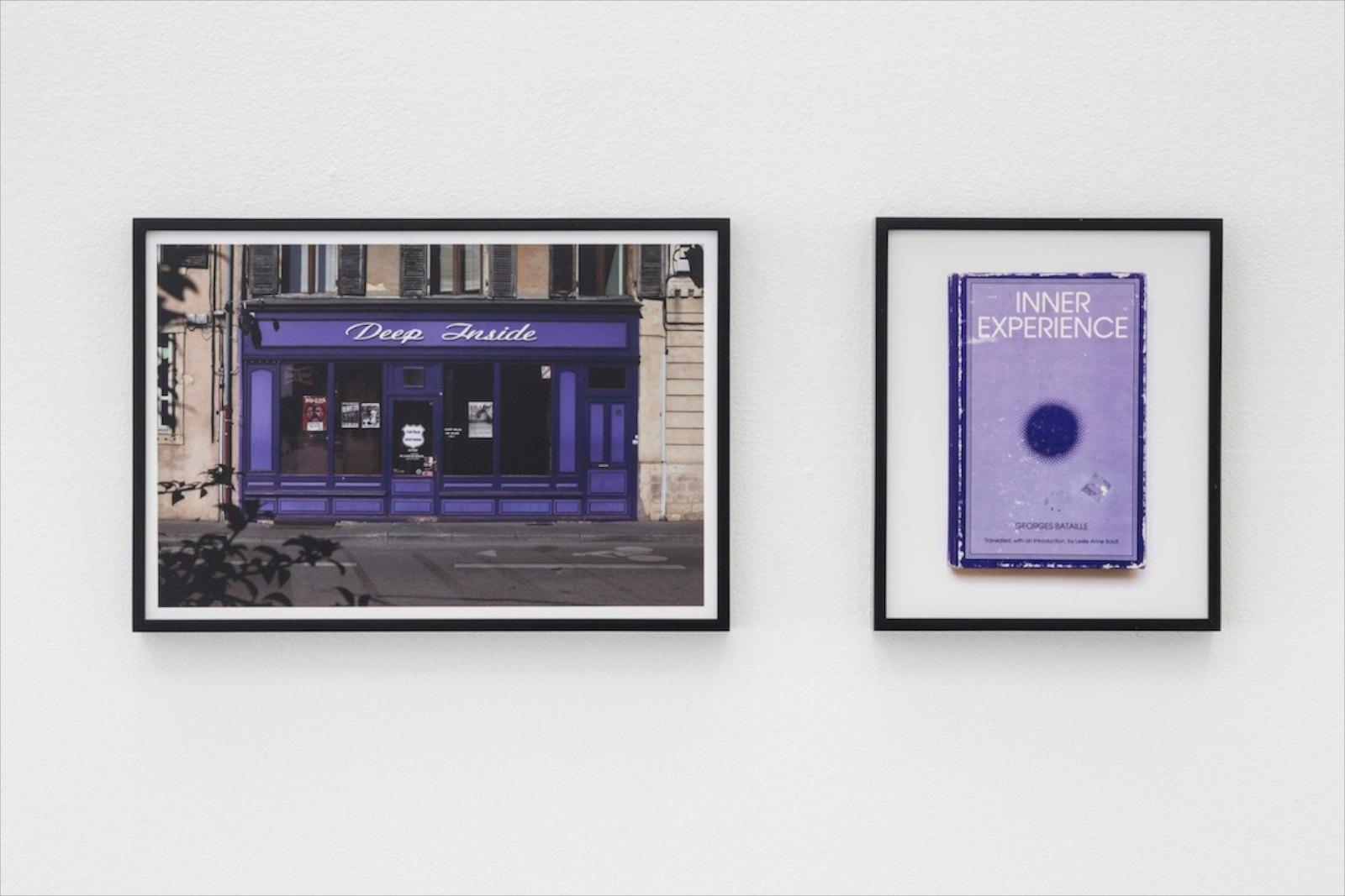 Lisa Tan, Deep Inside Inner Experience, 2009, Photograph diptych, 44,45 x 30,48 cm and 25,4 x 30,48, Ed. 5