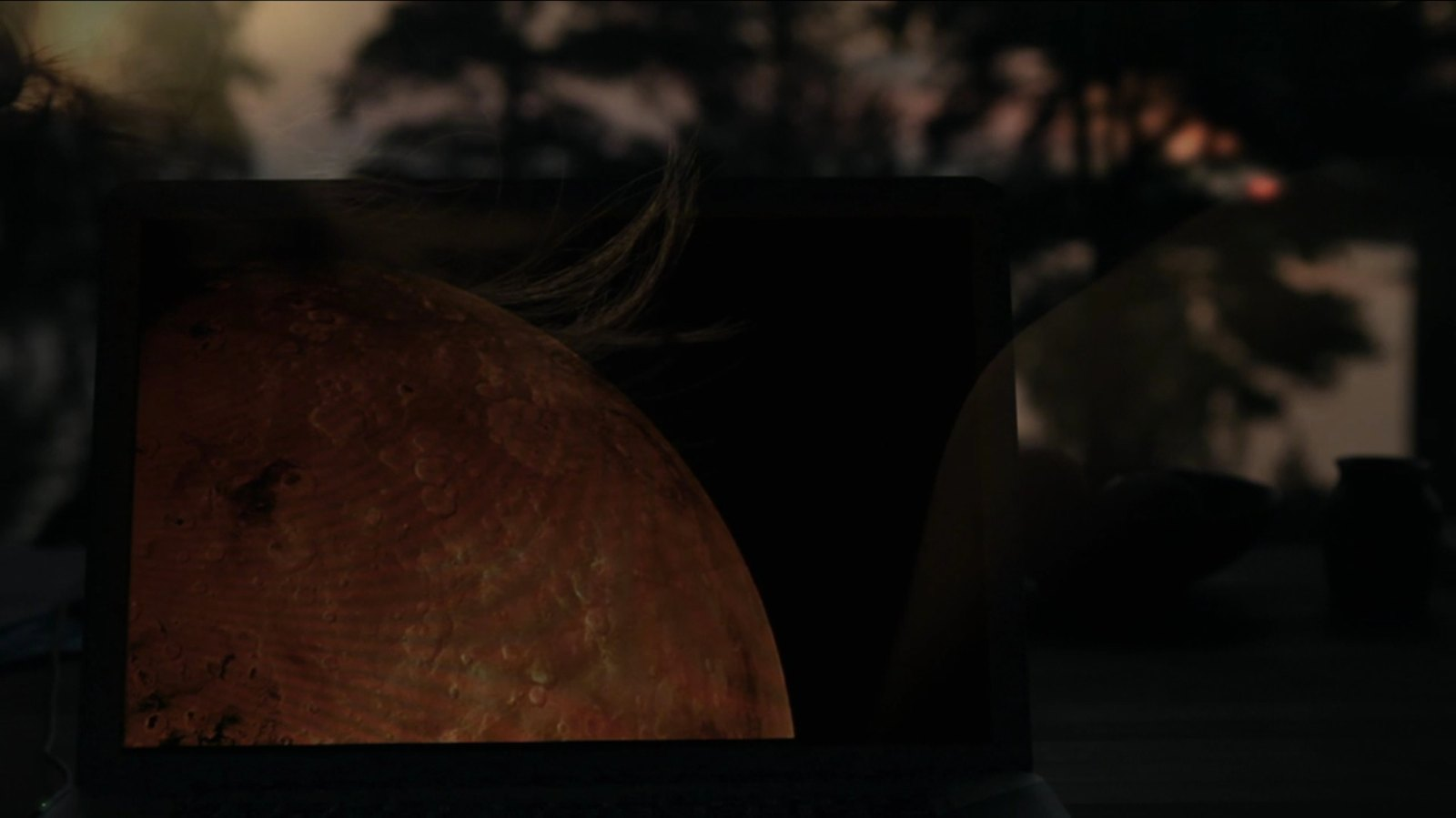 Still from Sunsets, 2012, HD video with sound, 22:30 minutes