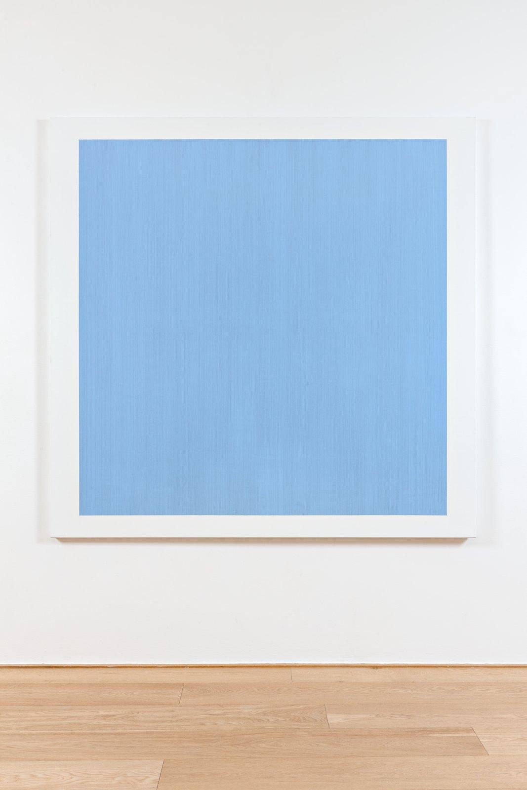Arne Malmedal, Untitled, 2005, oil on canvas, 194 x 194 cm