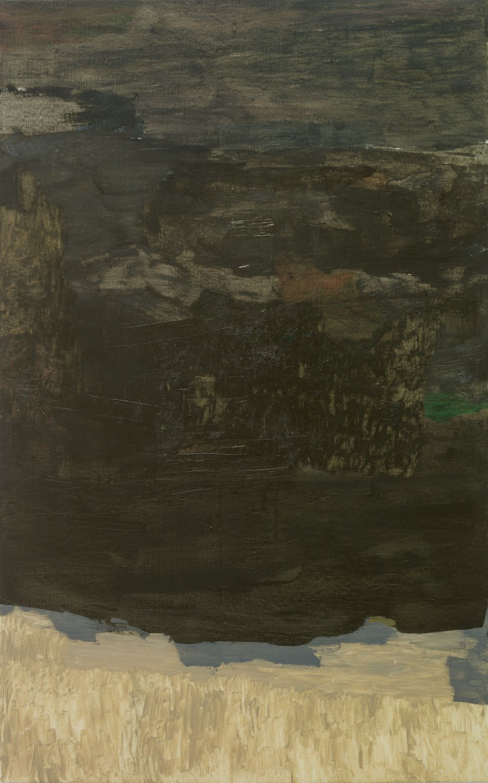 Itaipu, 2014-2015, oil on canvas, 200 x 125 cm