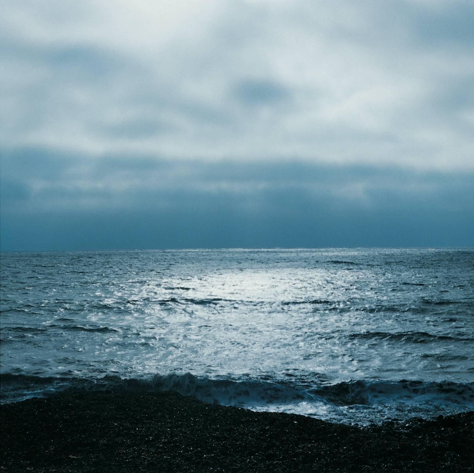 The Sea, 2002, C-print, 110 x 110 cm