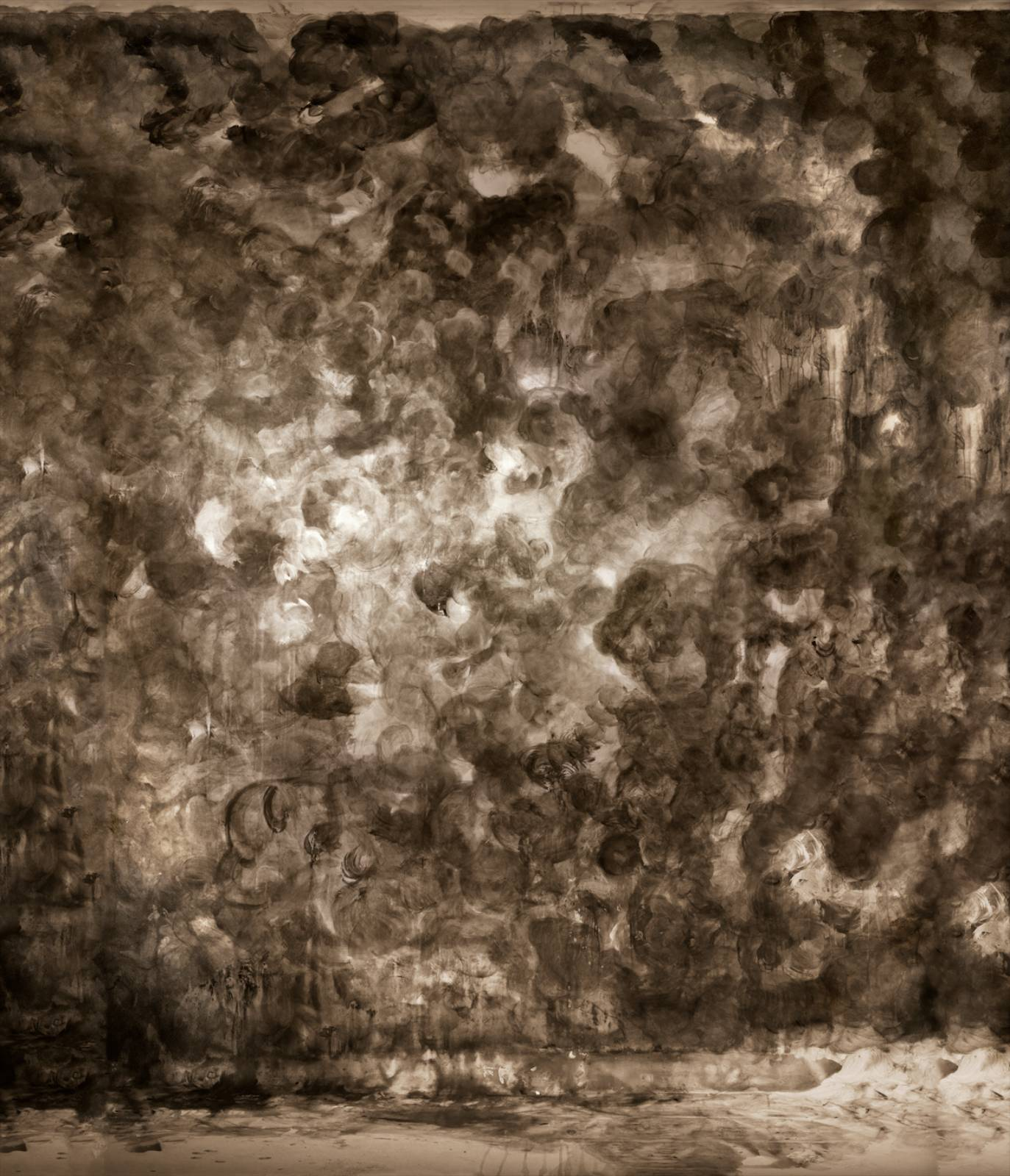 Sassy Swank Set Exposed I, 2014, pigment print on aluminium, 150 x 127 cm, ed. 5