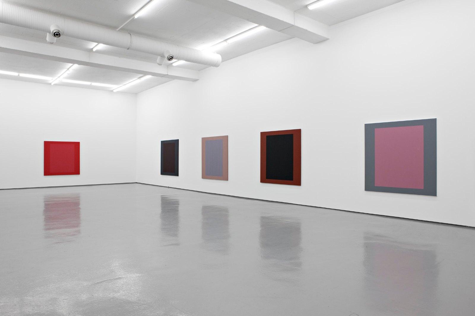 Installation view, Galleri Riis, Oslo, 2011