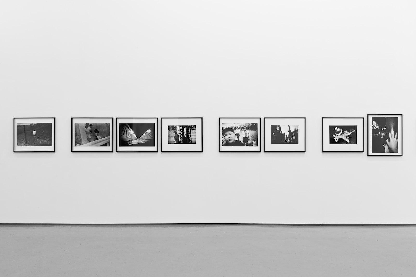 Installation view, Galleri Riis, Oslo, 2014