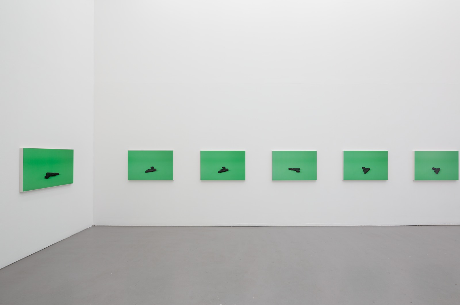 From the series FUCK. 2013, gicleé print, each 52 x 79 cm, ed. 5. Installation view Morten Andenæs, enclosed circuit x, Galleri Riis, Stockholm, 2013