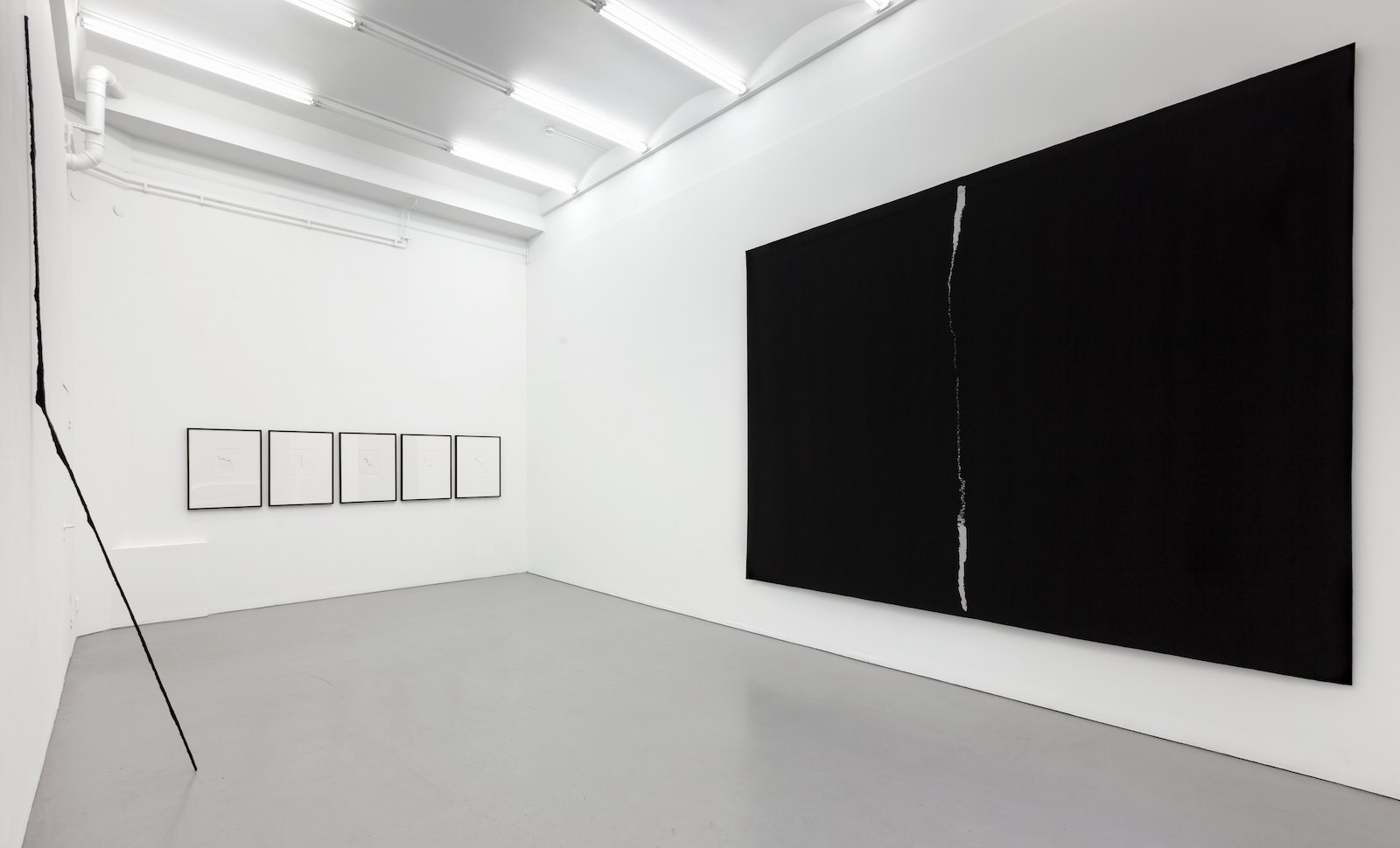 Installation view, Jan Groth, Selected works 1990-2012, Galleri Riis, Stockholm, 2012