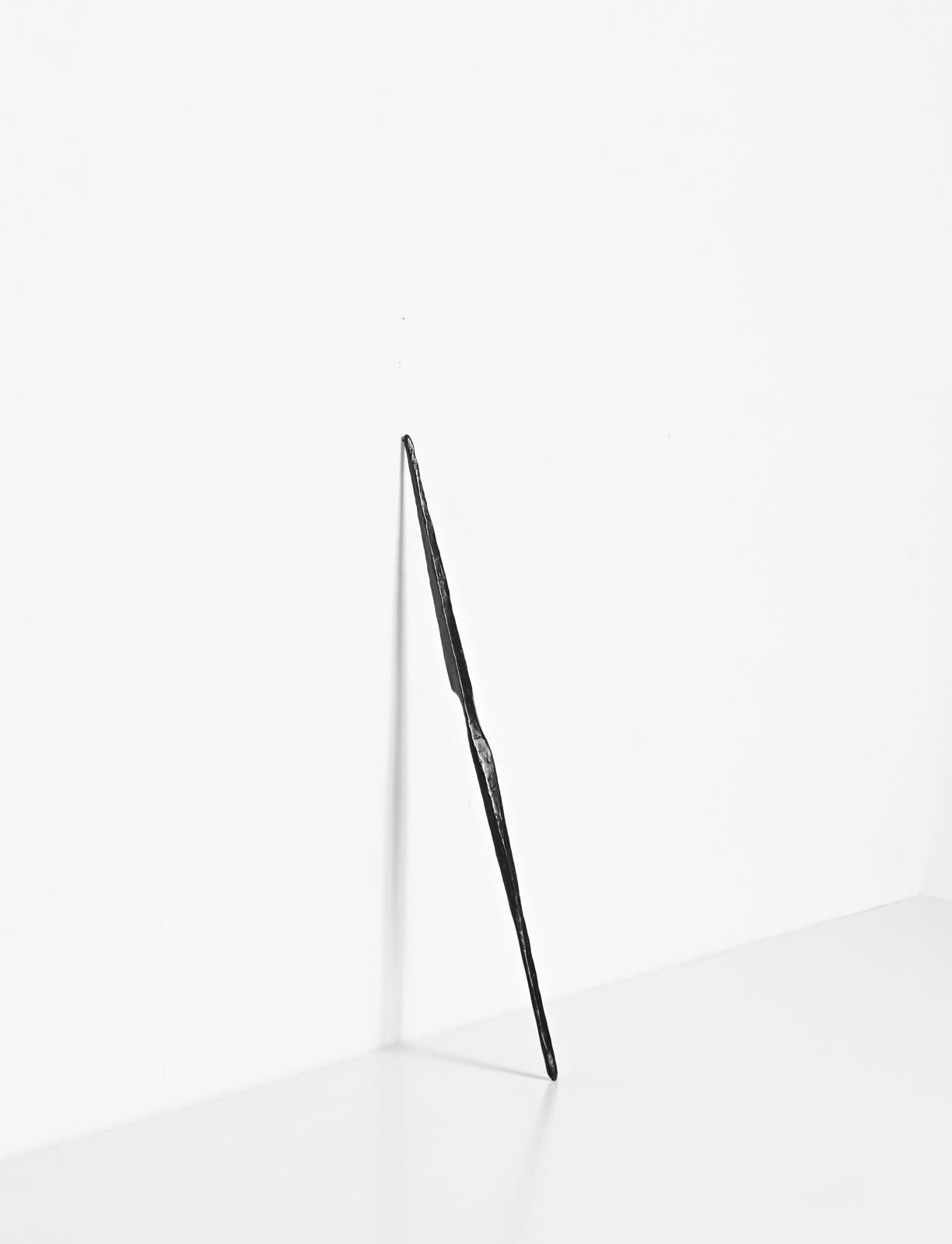 Sculpture XIII, 1995, bronze, height 42,5 cm, ed. 6 (JG s 38)