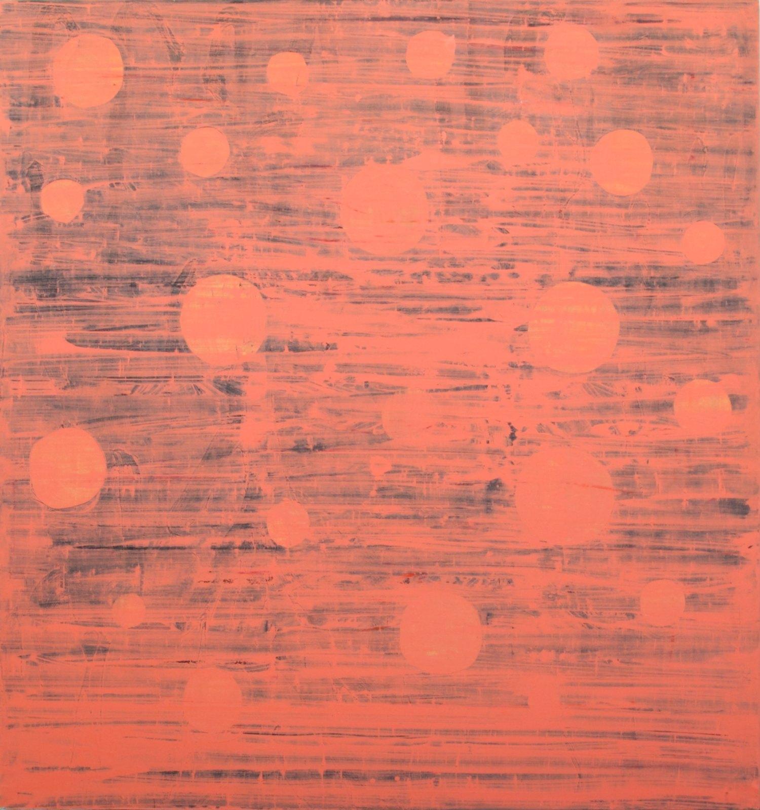 Olav Christopher Jenssen, Lack of Memory/Language, 1991-92, Oil on canvas, 275 x 255 cm