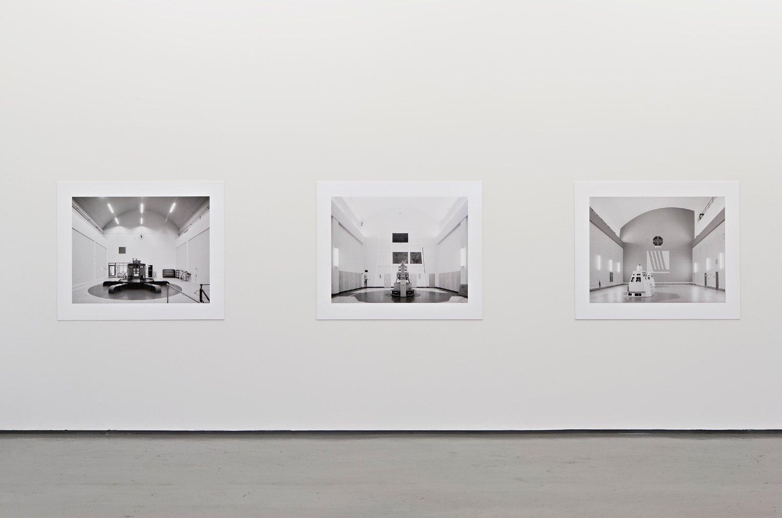 Installation view, Per Berntsen, Generator, Galleri Riis, Oslo, 2008