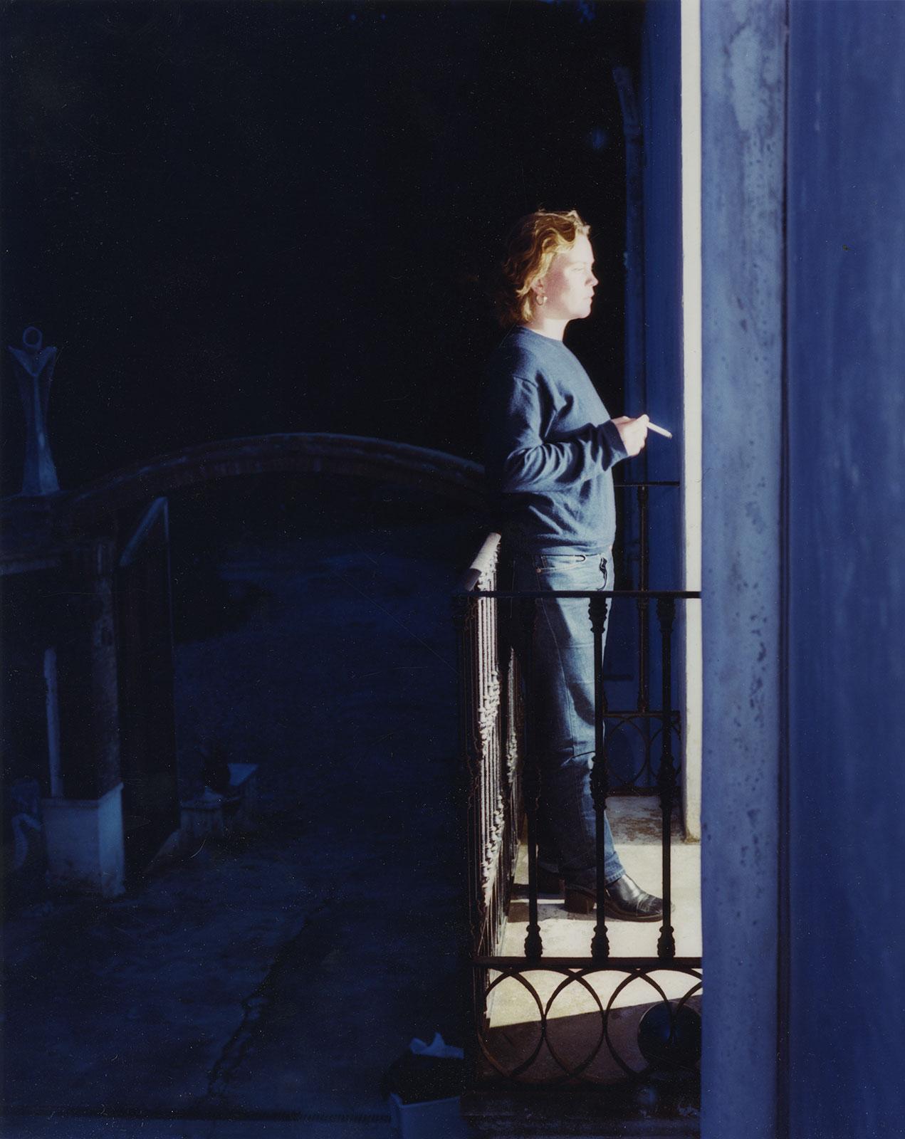 Balcony, 2003/2016, C-print, 124 x 100 cm, ed. 5