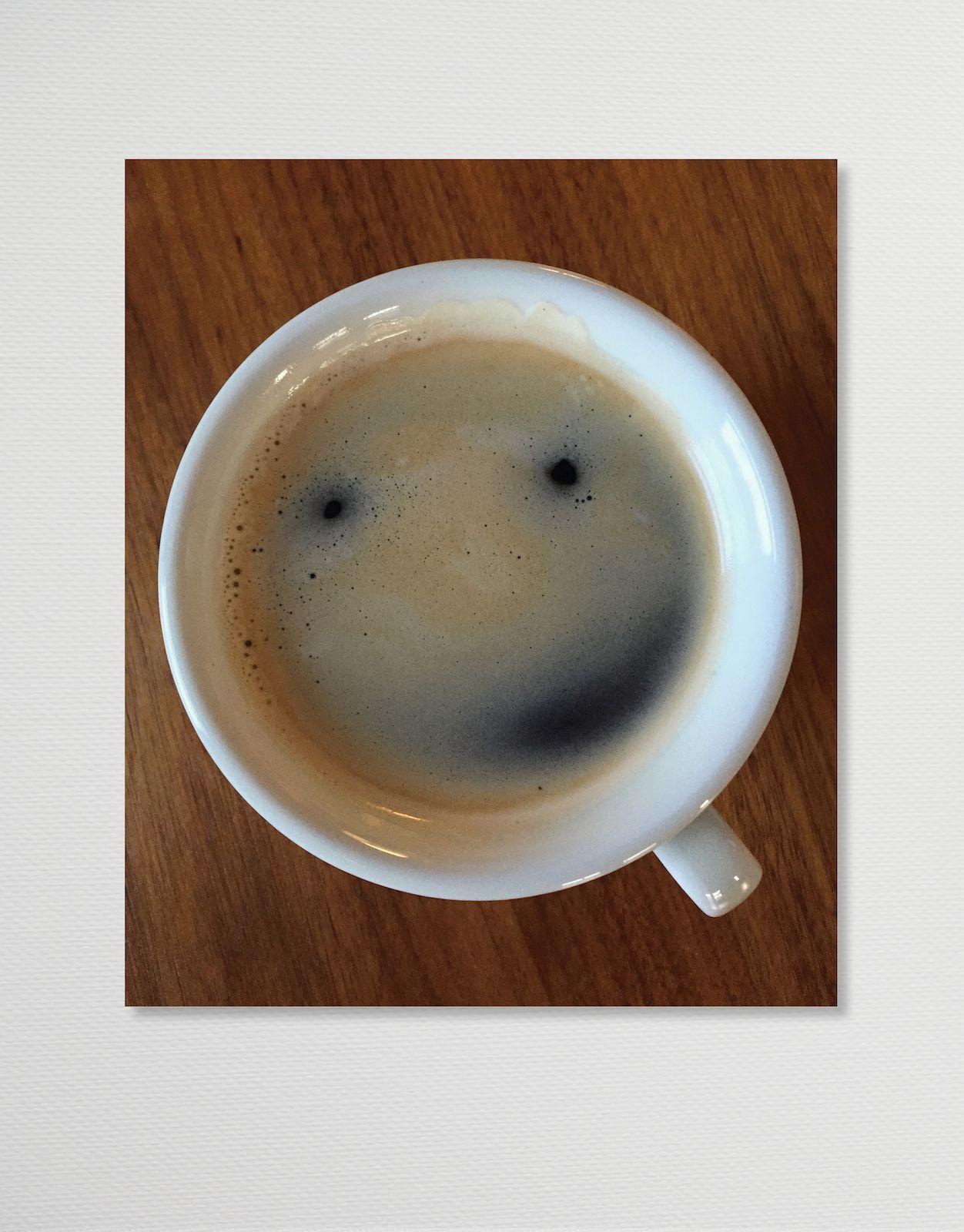 Good morning!, 2016, photo on di-bond, 100 x 84 cm, edition 3 + 1 AP