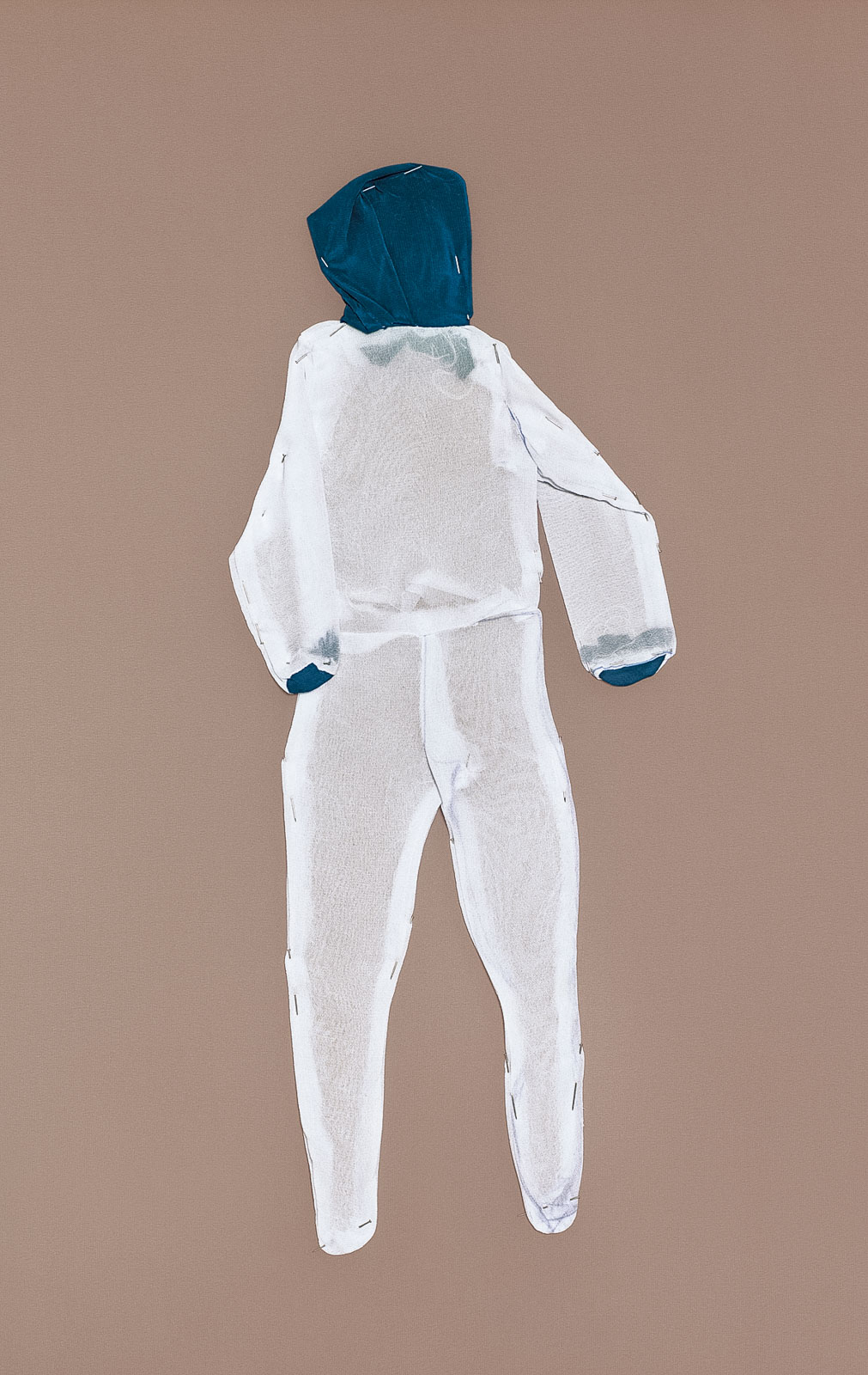 Éva Mag, Archive 2, 2015, Pigment print on acid-free cotton paper, 28 x 22 cm, Custom frame with museum glass, Edition 5 + 1 AP