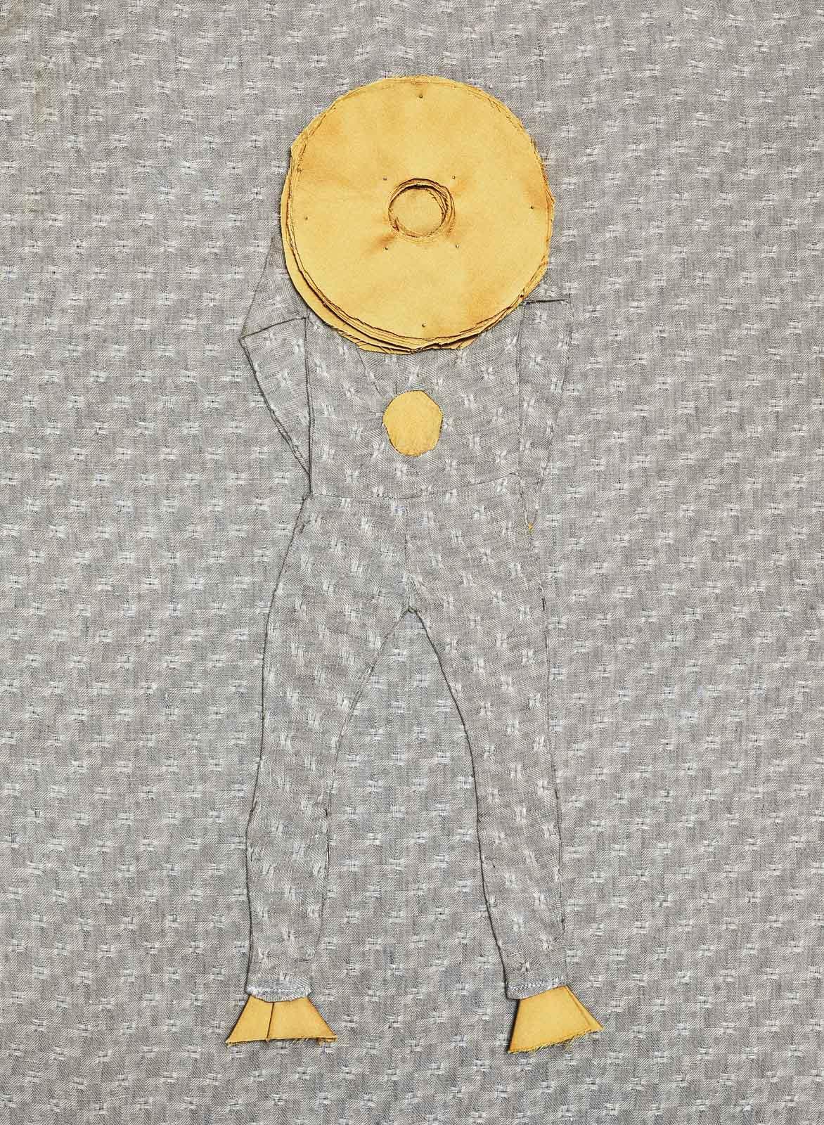 Éva Mag, Archive 7, 2015, Pigment print on acid-free cotton paper, 39 x 29 cm, Custom frame with museum glass, Edition 5 + 1 AP