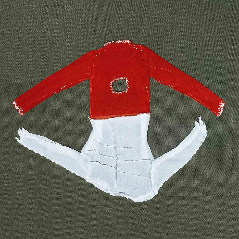 Éva Mag, Archive 5, 2015, Pigment print on acid-free cotton paper, 24 x 24 cm, Custom frame with museum glass, Edition 5 + 1 AP