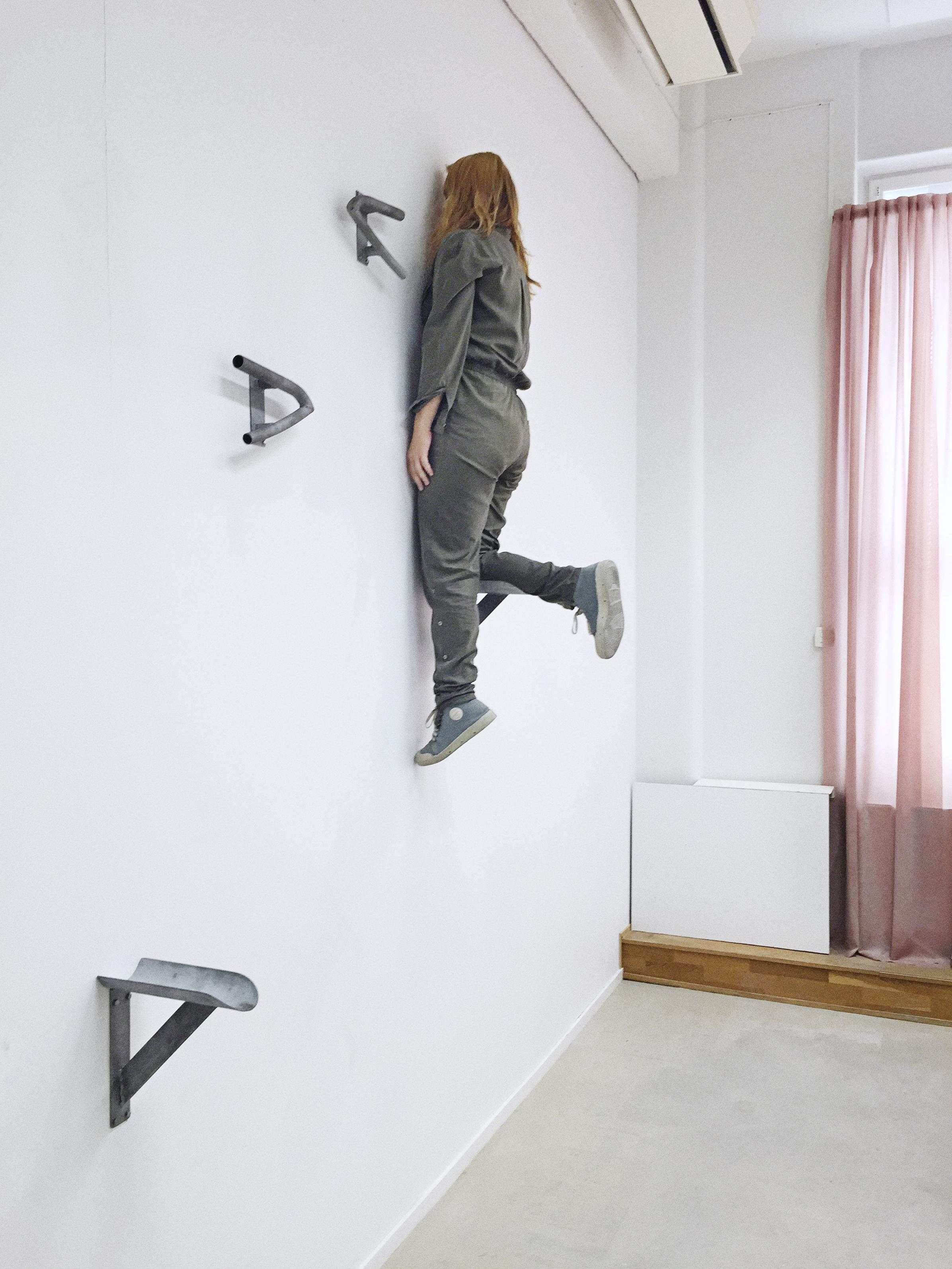 Installation: Världens finaste rum finns i Tensta, 2016, from Open House at IASPIS, Stockholm