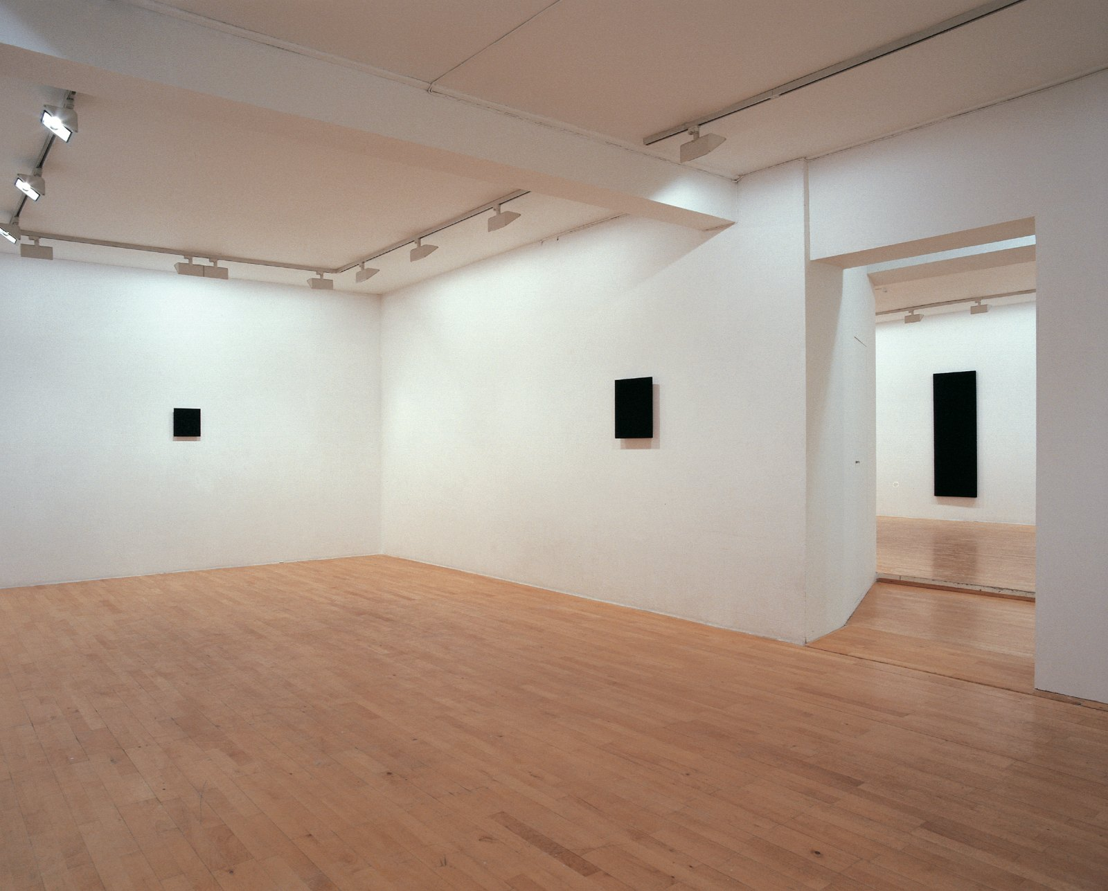 Installation view Galleri Riis, Oslo,1998