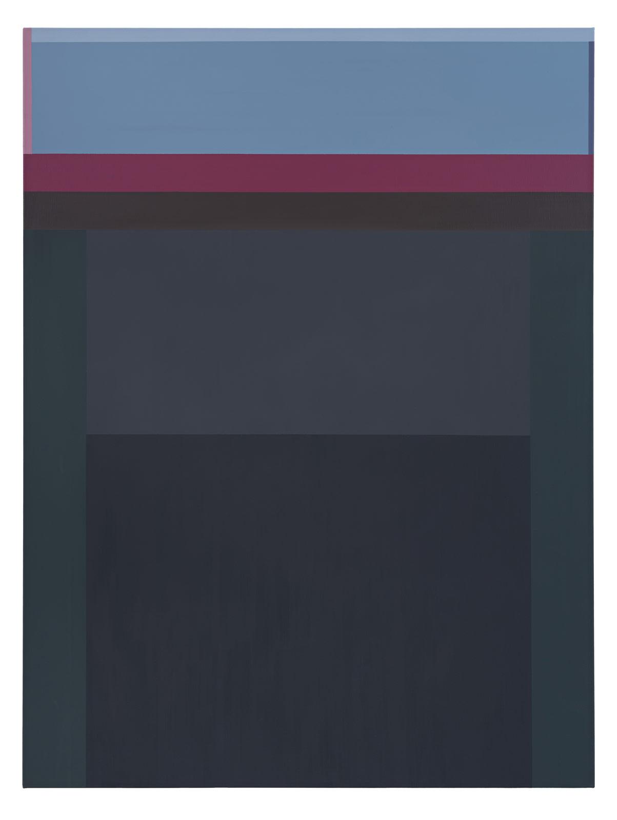 Altaret, 2018. Oil on canvas, 120 x 90 x 2,5 cm