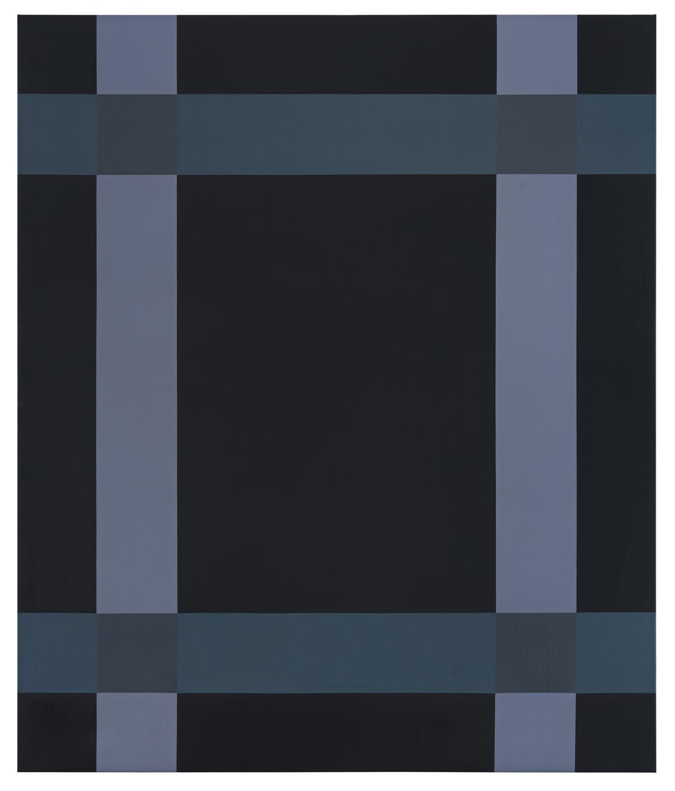 Den nattlige, 2018. Oil on canvas, 190 x 160 x 3 cm