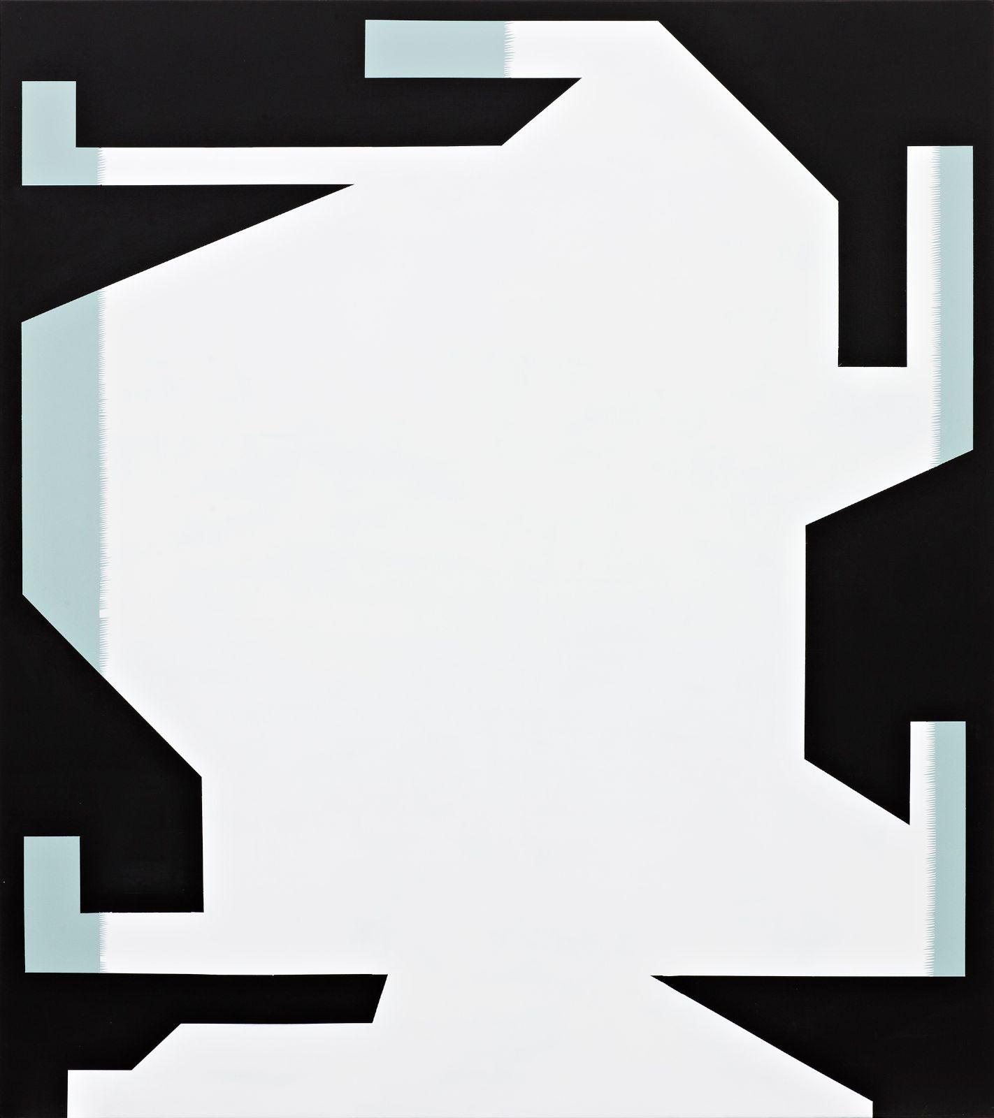 The Bretagne No. 4, 2010, acrylic on canvas, 175 x 155 cm