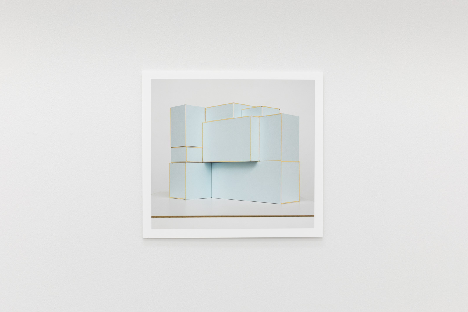 40 Pictures No 22/40, 2019. Archival inkjet print on Canson rag 210 gr. mounted on white acrylic glass. 35,5 x 38,5 cm. Ed. 5 + 2AP